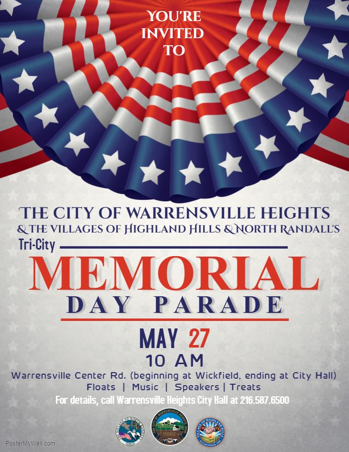 Copy of Memorial Day Parade Flyer Template - Made with PosterMyWall (2)