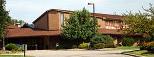 Civic and Senior Center building