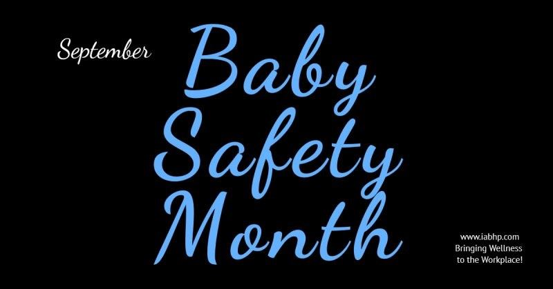 baby safety month